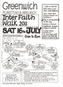 SLIFG Walk 2011