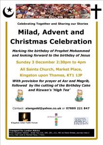Milad, Advent, Christmas
